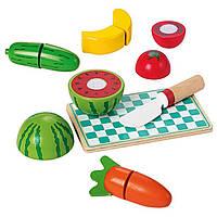 """Набор игровой """"Fruit and Veg Play Set"""" Playtive Junior 091"""