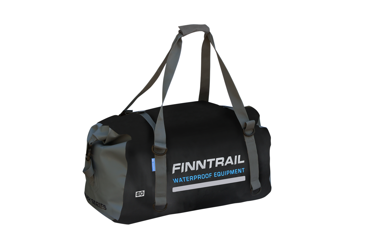 Мотосумка Finntrail Bag Big Roll Black 80L