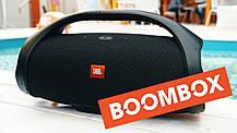 ПОРТАТИВНАЯ КОЛОНКА JBL BOOMBOX BIG (реплика), 40 Вт, Черная, фото 2