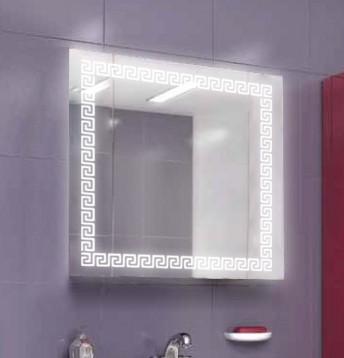 Зеркало LED (80*70*3см) PR-D72