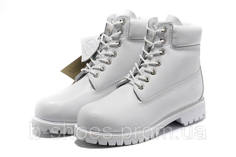 Ботинки мужские Timberland 6-inch Waterproof Boots White