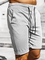 Мужские шорты светло-серые DJ S03, фото 1