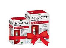 Тест-полоски Accu-Chek Performa №50 Акку-Чек Перформа 50шт (4 упаковки по 50шт)