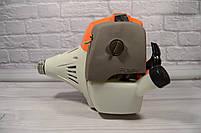Мотокоса бензиновая Husqvarna 552R (Кусторез, тример для травы бензиновый Хускварна), фото 4