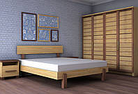 Кровать Тарту подростковая массив ясеня