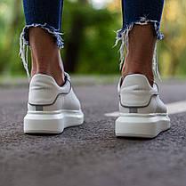 """Кроссовки Alexander McQueen Luxury """"Белые"""", фото 2"""