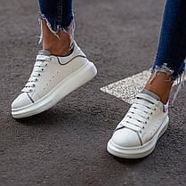 """Кроссовки Alexander McQueen Luxury """"Белые"""", фото 3"""