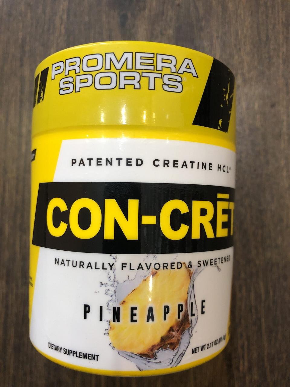 Креатин кон крет, ProMera Sports, Con-cret, 69 грам, 64 порцій