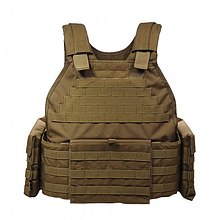 Бронежилет Flyye SPC Armor Vest CB FY-VT-M021-CB, КОД: 241829