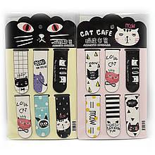 """Закладка-магніт """"Кішки"""", НХ2271-3"""