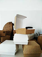 Упаковка для бургера