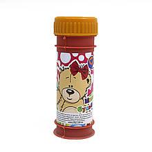 """Мильні бульки """"Ведмедик з цукеркою"""". D52"""
