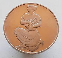 Венгрия 100 форинтов 1981 - ФАО