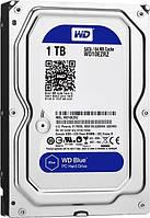 Накопитель HDD SATA 1.0TB WD Blue 5400rpm 64MB (WD10EZRZ)