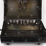 Мангал-барбекю DV - 350 x 350 x 2 мм, горячекатаный   Х09, фото 5