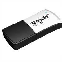 WiFi-адаптер TENDA W311M 802.11n 150Mbps, Nano, USB, W311M