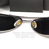 Жіночі сонцезахисні окуляри Dolce & Gabbana Авіатори з поляризацією Стильні Модні 2020 Дольче Габбана копія, фото 3