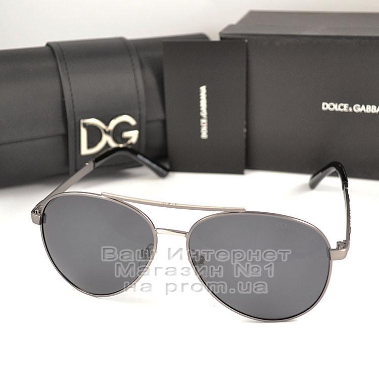 Жіночі сонцезахисні окуляри Dolce & Gabbana Авіатори з поляризацією Стильні Модні 2020 Дольче Габбана копія