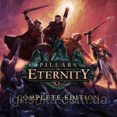 Pillars Of Eternity: Complete Edition Ps4 (Цифровий аккаунт для PlayStation 4)