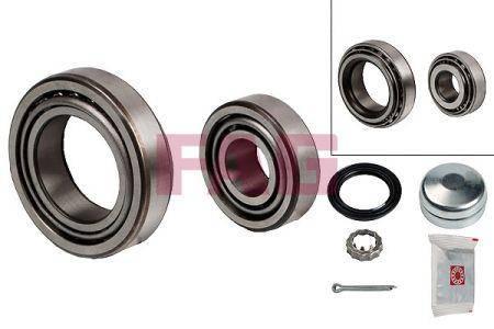 Audi 100 Подшипник ступицы колеса, к-кт. FAG 713 6102 40, фото 2