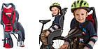 Велокрісло HTP SANBAS Італія на раму Бежеве, фото 10