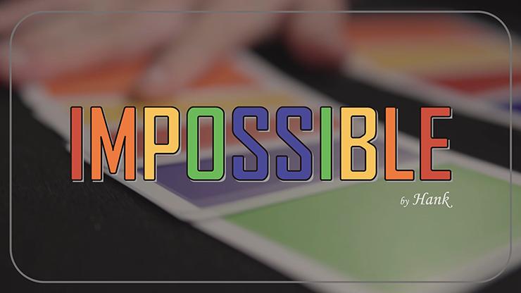 Реквізит для фокусів | IMPOSSIBLE by Hank & Magic Himitsu