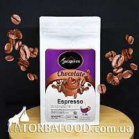 Кофе в зернах с ароматом Шоколад, 500 г