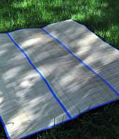 Подстилка пляжная из соломы 180 см x 120 См пляжный коврик сумка, подстилка для пикника, фото 1