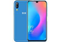 Смартфон с большим дисплеем и двойной хорошей камерой на 2 сим карты Elephone A6 Mini 4/32Gb blue