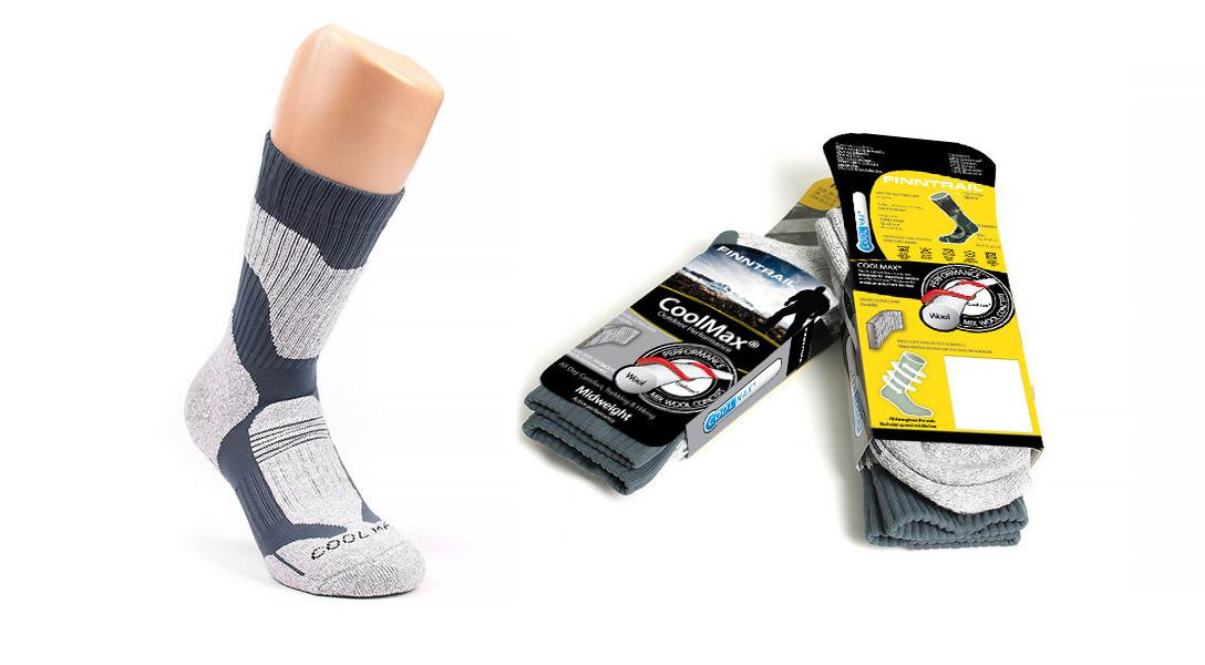 Носки Finntrail Thermal Socks Coolmax