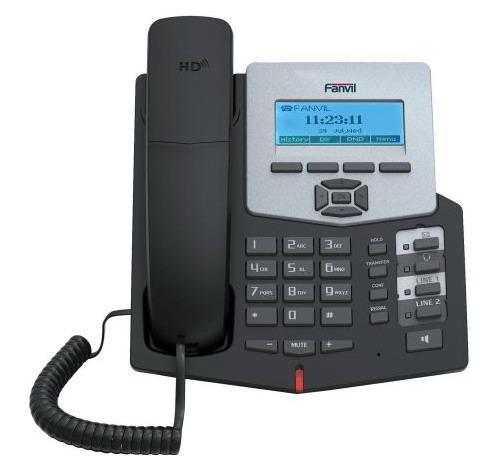 IP-телефон Fanvil C58P (PoE)