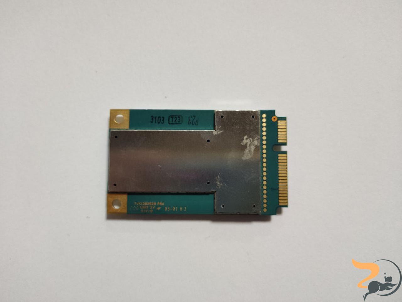 Адаптер 3G, 4G, Ericsson, GPRS, EDGE, знятий з ноутбука, Lenovo ThinkPad W520, X230, X230i, 04W3767, F5521gw, б/в, В хорошому стані.