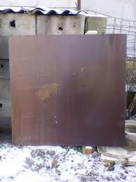 Текстолитовая плита размерами 27х740х1415 мм