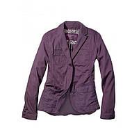 Пиджак Eddie Bauer Womens Legend Wash Jacket DEEP WISTERIA 46 Фиолетовый 7374DPWS-46, КОД: 1212675