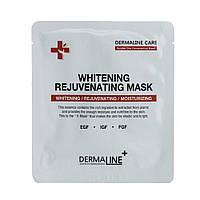 Маска отбеливающая и омолаживающая Dermaline Premium Rejuvenating Mask 32 г 27170301, КОД: 1462152