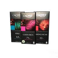 Шоколад Cachet (Кашет): идеальное сочетание вкуса и пользы