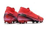 Бутсы Nike Mercurial Superfly VII Elite FG pink, фото 2