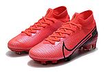 Бутсы Nike Mercurial Superfly VII Elite FG pink, фото 6