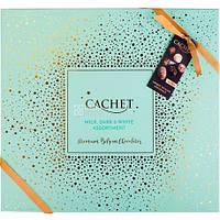 Особенности и разновидности шоколада Cachet (Кашет)