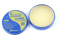 Флюс-паста Mechanic MCN-UV80 Без галогенов 60 грамм, фото 1