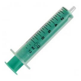 Шприц B.Braun 10,0 мл 2-х компонентный, игла 21G (0,8 х 40 мм)