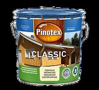 Pinotex Classic Lasur 3 л деревозащитное средство Пинотекс Классик Лазурь +Р