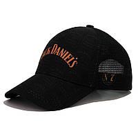 Бейсболка AMG Jack Daniels (Комбо) М 0294