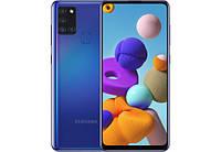 Смартфон Samsung A217F Galaxy A21s 3/32 Duos (blue), фото 1