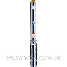 Насос центробежный 0.37кВт H 60(46)м Q 45(30)л/мин Ø80мм 35м кабеля AQUATICA (DONGYIN) (777402)