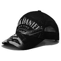 Бейсболка AMG Jack Daniels (Сетка) М 0298