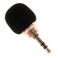 Портативний мікрофон для комп'ютера, ноутбука, камери Alitek X1 Rose 3 pin