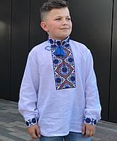 Вишиванка для хлопчика від 110 см до 152 см, фото 1