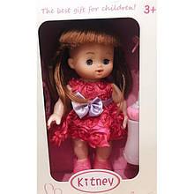 Моделируемая пластиковая кукла в коробке с аксессуарами