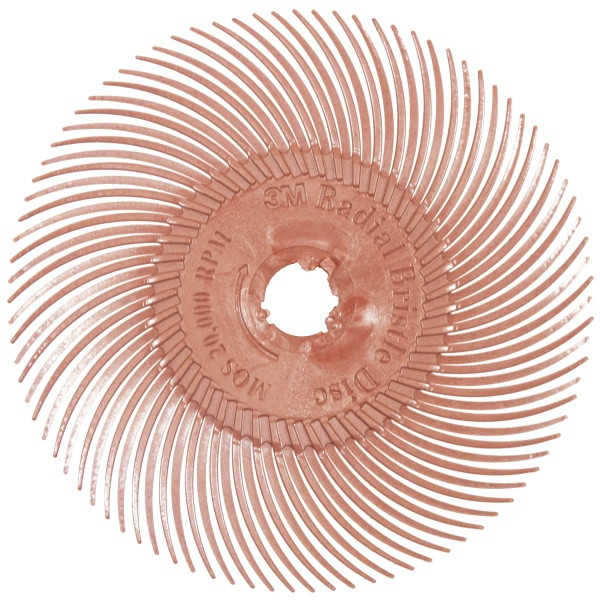 RB-ZB диск 3M бристл полим радиальный Р220